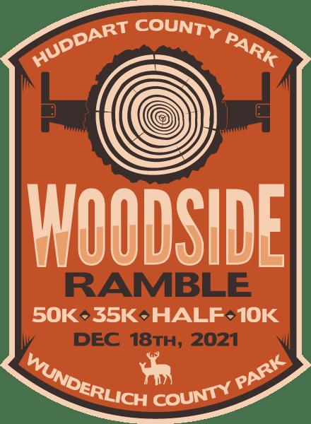 Woodside Ramble on December 18, 2021