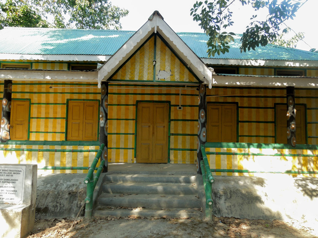 Ethnic Village Kohora