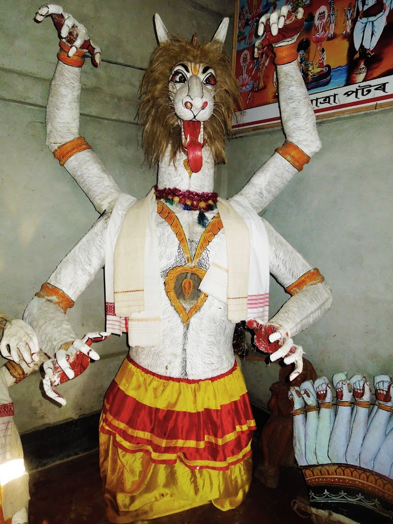Mask Majuli