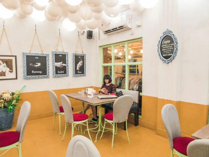 JustBe Cafe Bangalore