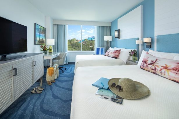Loews Sapphire Falls Guest Room