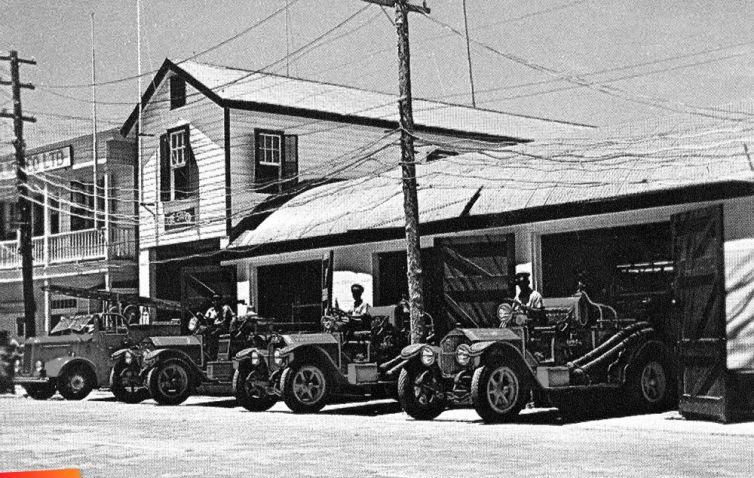 Old Fire Station Belize City