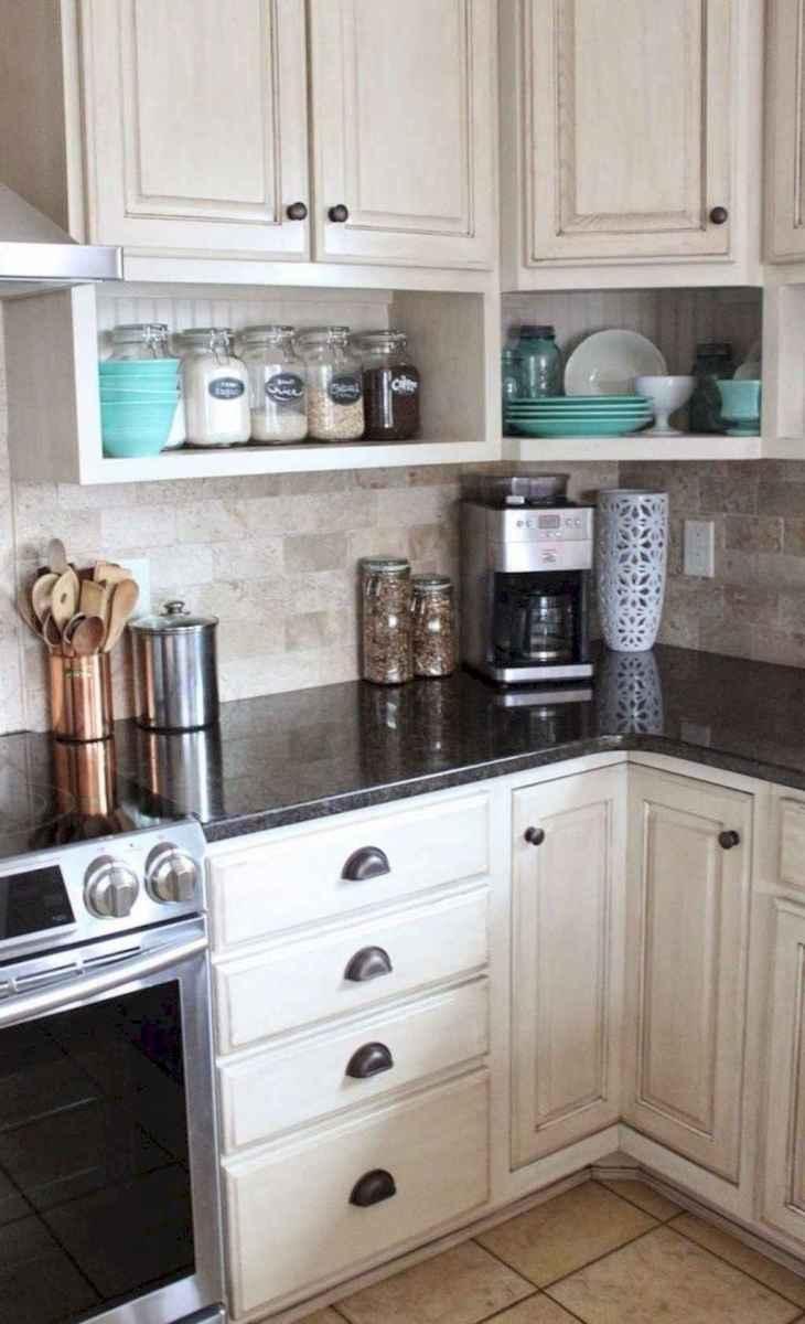 01 Brilliant Kitchen Cabinet Organization and Tips Ideas