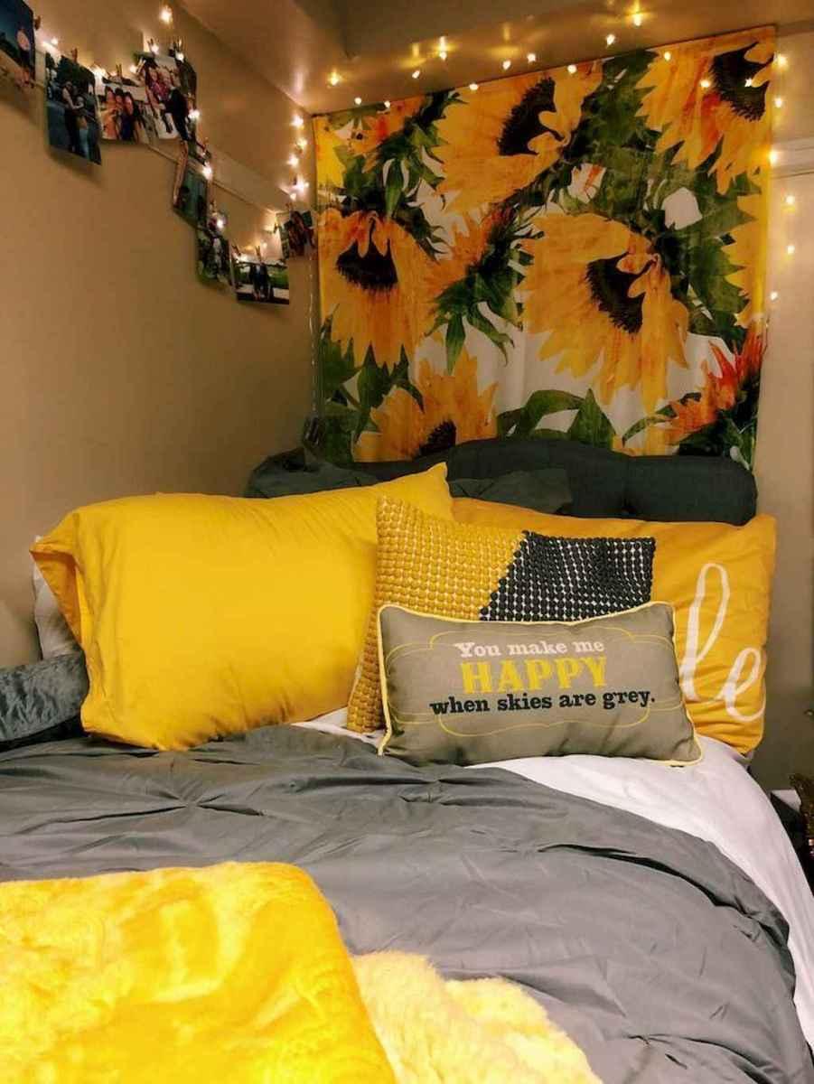 01 Cute Dorm Room Decorating Ideas on A Budget