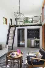 03 Clever Loft Stair Design for Tiny House Ideas