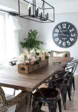 04 Beautiful Farmhouse Dining Room Table Design Ideas