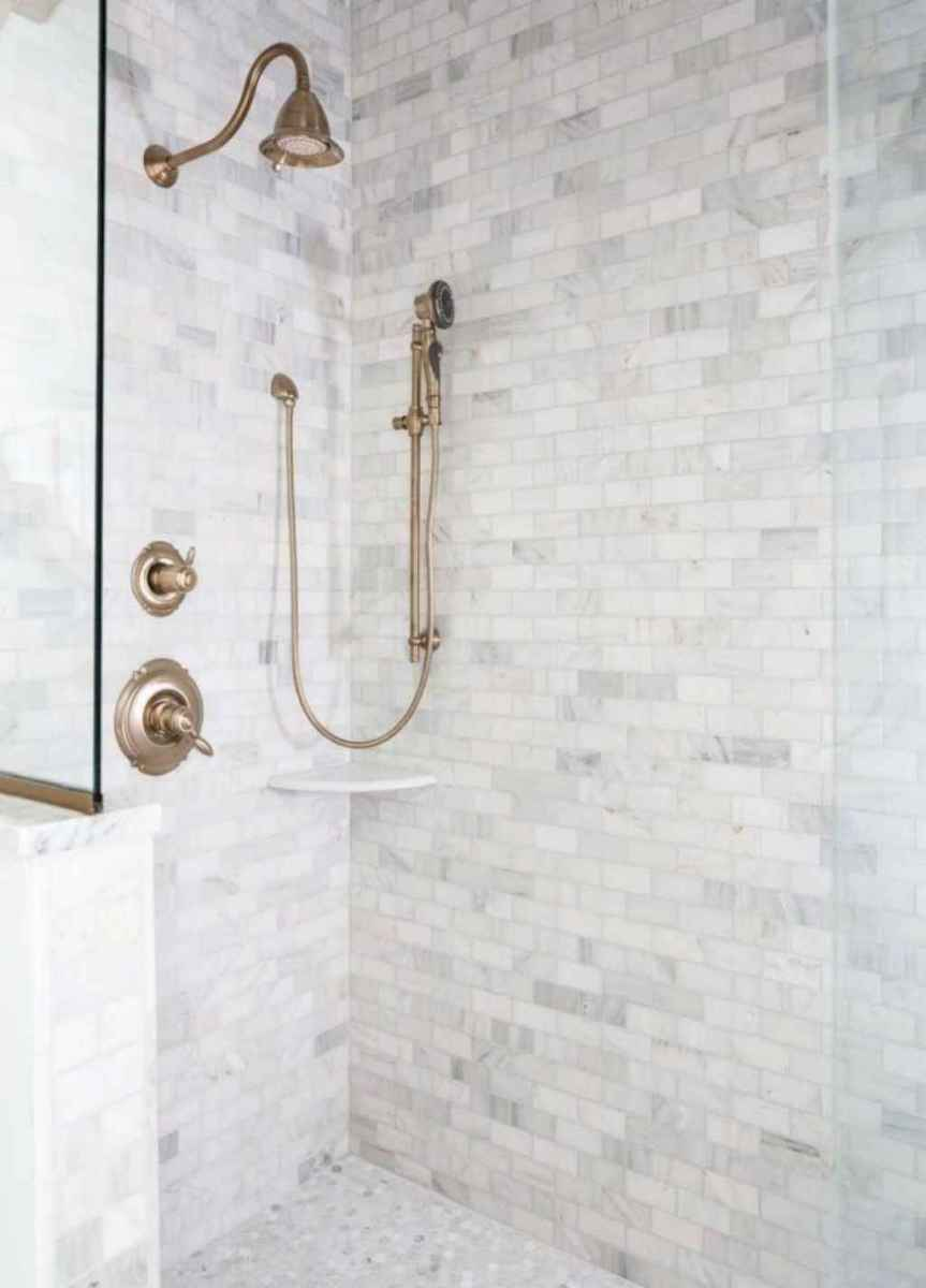 05 Cool Bathroom Shower Tile Remodel Design Ideas