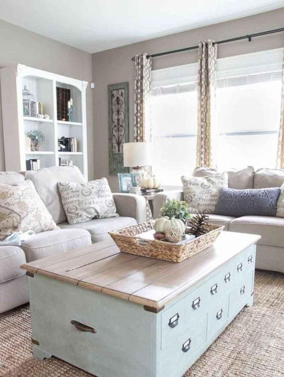 06 Beautiful Coastal Living Room Decor Ideas