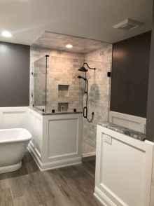 06 Cool Bathroom Shower Tile Remodel Design Ideas