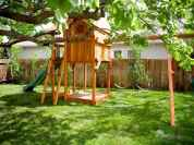 06 Exciting Small Backyard Playground Kids Design Ideas