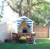 07 Exciting Small Backyard Playground Kids Design Ideas