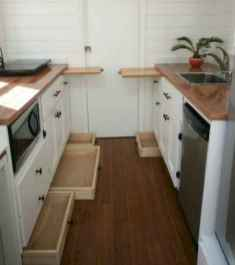 07 Tiny House Kitchen Storage Organization and Tips Ideas