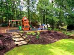 09 Exciting Small Backyard Playground Kids Design Ideas