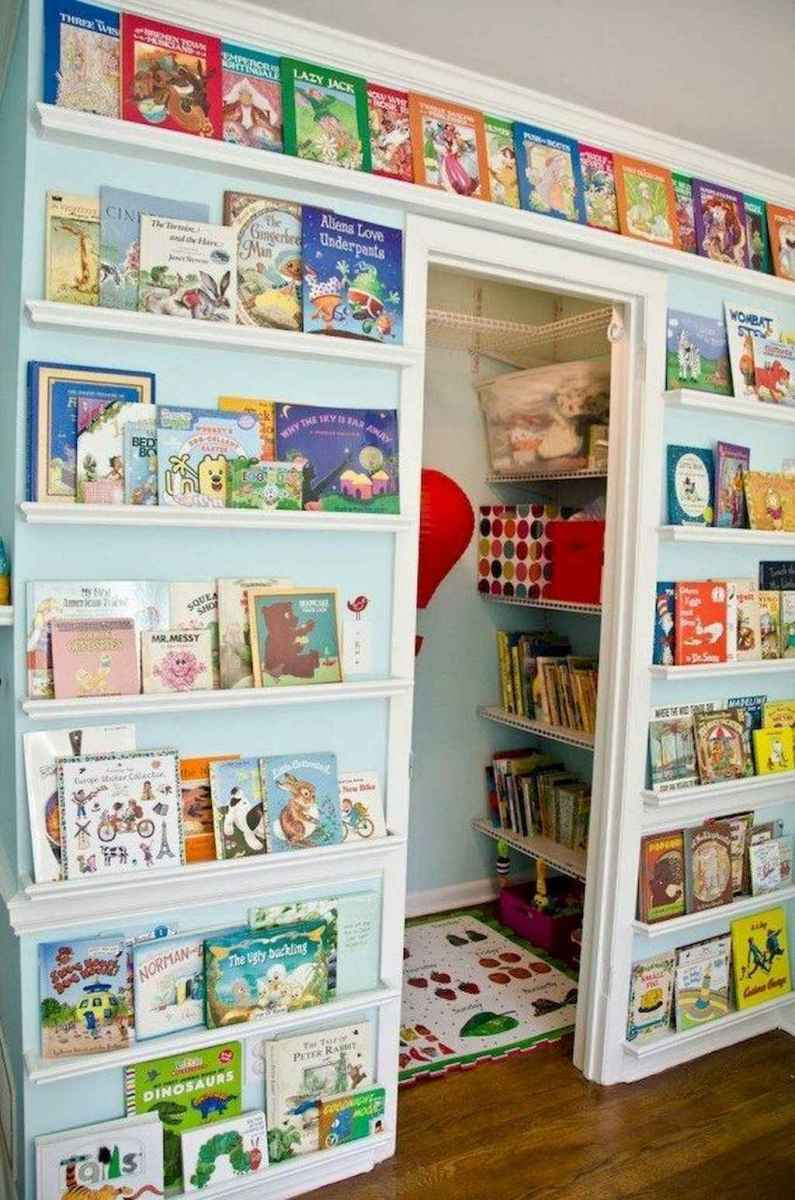 11 Clever Kids Bedroom Organization and Tips Ideas