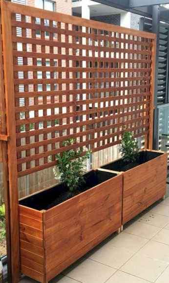 11 DIY Backyard Privacy Fence Design Ideas on A Budget