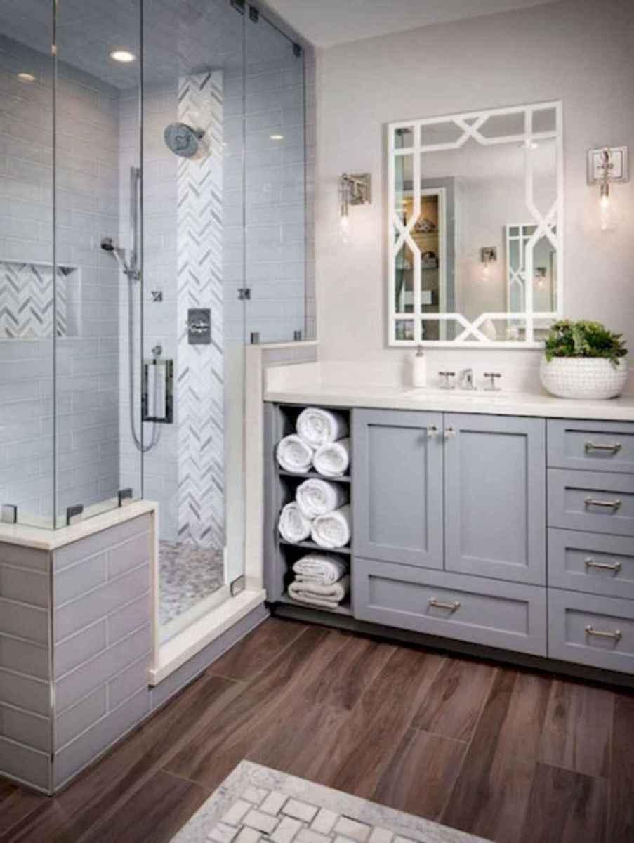 11 Modern Farmhouse Master Bathroom Remodel Ideas