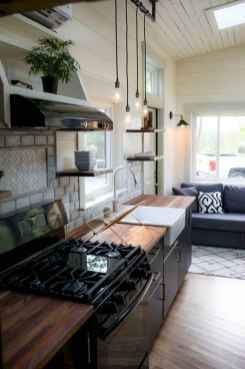 13 Tiny House Kitchen Storage Organization and Tips Ideas