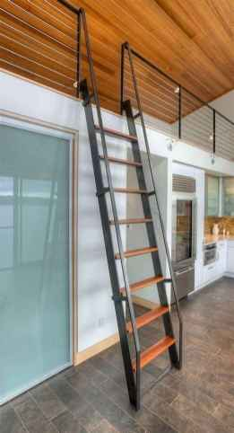 14 Clever Loft Stair Design for Tiny House Ideas