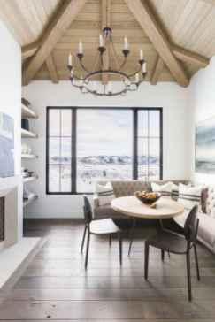16 Beautiful Farmhouse Dining Room Table Design Ideas