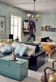 17 Clever Studio Apartment Decorating ideas