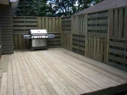 18 DIY Backyard Privacy Fence Design Ideas on A Budget