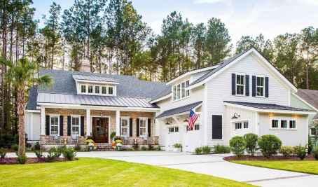 19 Awesome Modern Farmhouse Exterior Design Ideas