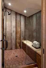 19 Cool Bathroom Shower Tile Remodel Design Ideas