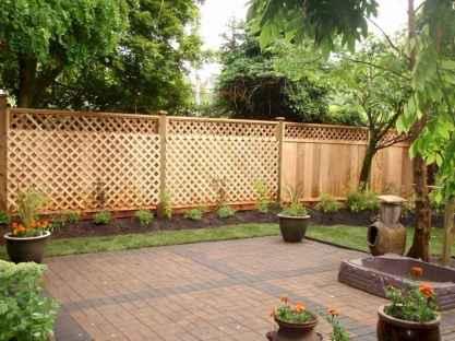 19 DIY Backyard Privacy Fence Design Ideas on A Budget