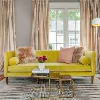 20 Beautiful Yellow Sofa for Living Room Decor Ideas