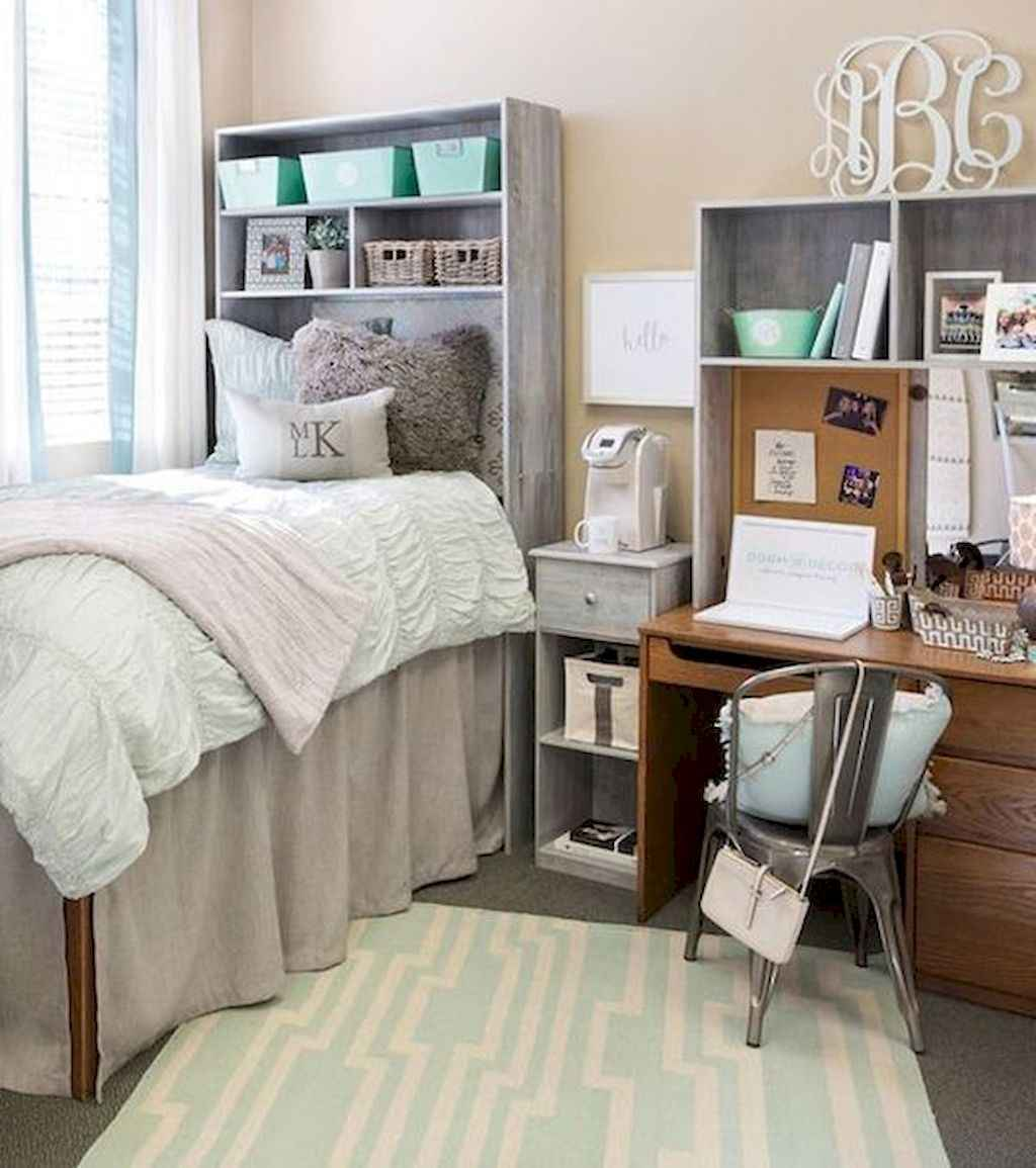 20 Genius Dorm Room Organization Ideas
