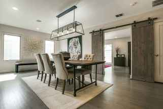21 Beautiful Farmhouse Dining Room Table Design Ideas