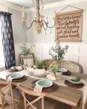 22 Beautiful Farmhouse Dining Room Table Design Ideas