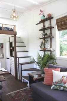 22 Clever Loft Stair Design for Tiny House Ideas