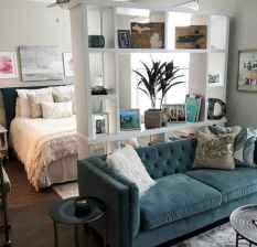 24 Clever Studio Apartment Decorating ideas