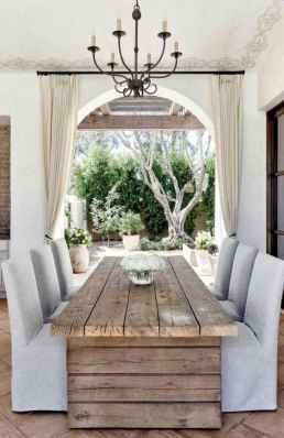 25 Beautiful Farmhouse Dining Room Table Design Ideas