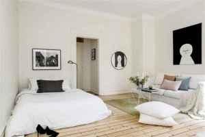 25 Clever Studio Apartment Decorating ideas