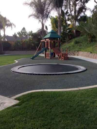 25 Exciting Small Backyard Playground Kids Design Ideas