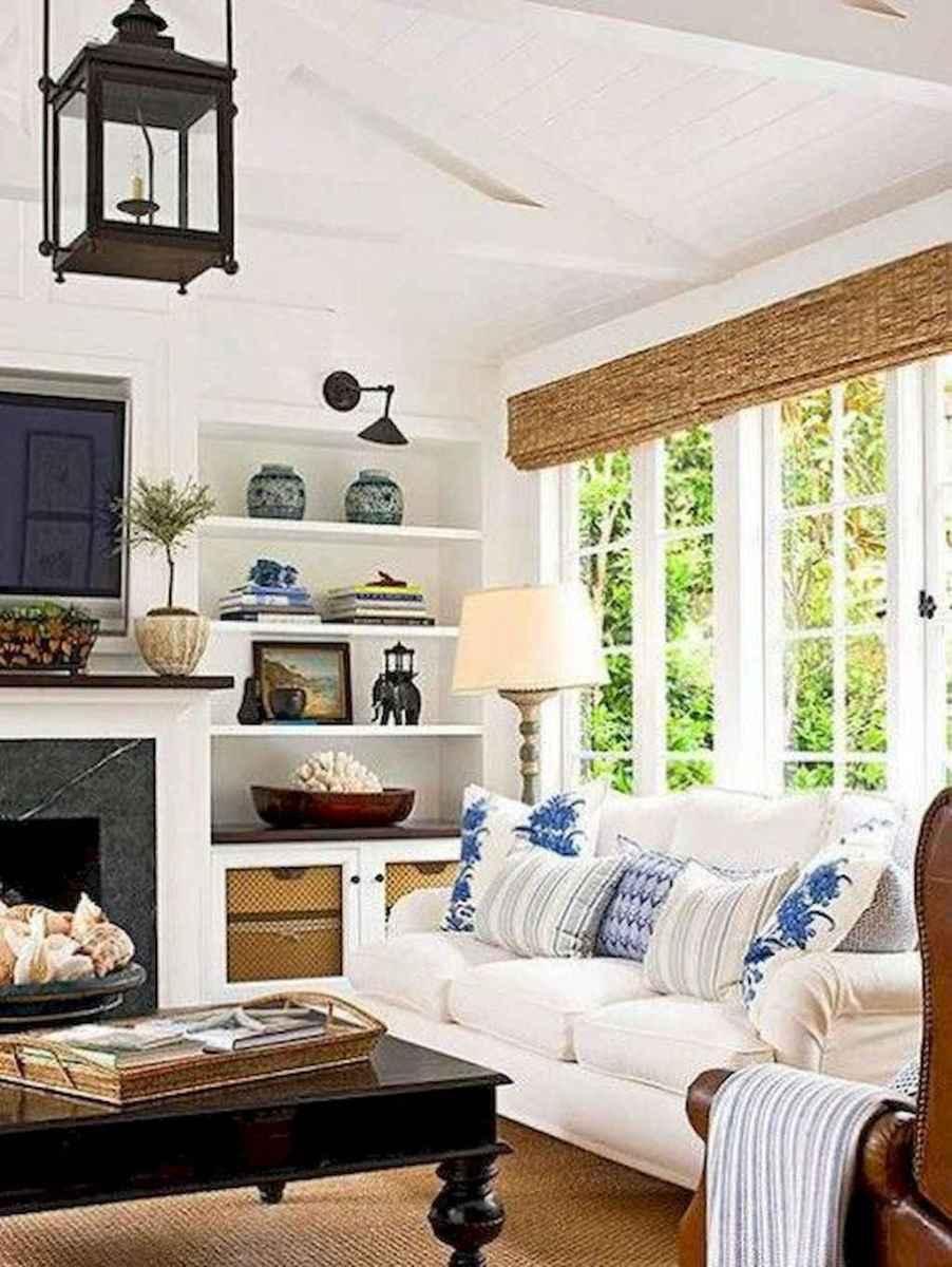 26 Beautiful Coastal Living Room Decor Ideas