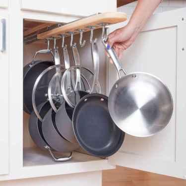26 Brilliant Kitchen Cabinet Organization and Tips Ideas