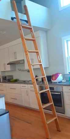 26 Clever Loft Stair Design for Tiny House Ideas