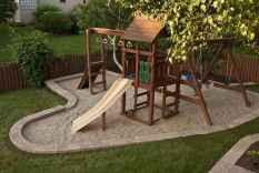 26 Exciting Small Backyard Playground Kids Design Ideas