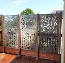 27 DIY Backyard Privacy Fence Design Ideas on A Budget