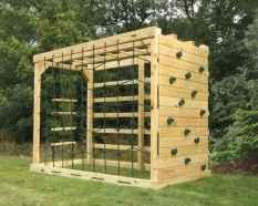 27 Exciting Small Backyard Playground Kids Design Ideas