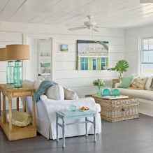 30 Beautiful Coastal Living Room Decor Ideas