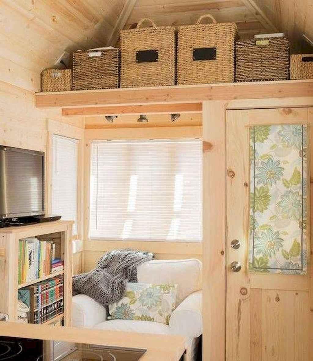 30 Space Saving Tiny House Storage Organization and Tips Ideas