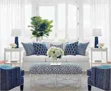 31 Beautiful Coastal Living Room Decor Ideas