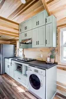 31 Tiny House Kitchen Storage Organization and Tips Ideas