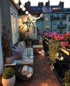 33 Cozy Apartment Balcony Decorating Ideas