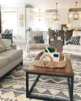 34 Cozy Modern Farmhouse Living Room Decor Ideas