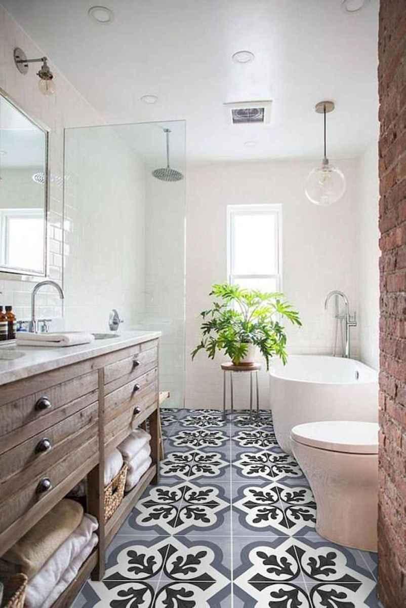 35 Modern Farmhouse Master Bathroom Remodel Ideas